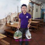 Bánh tráng cuốn thịt heo Hoàng bèo ship từ Times City
