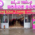 Tưng bừng khai trương Bánh tráng Hoàng Bèo Tông Đản giảm giá 20%