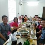 Bánh tráng Hoàng Bèo 59 Nguyễn Hoàng khuyến mãi