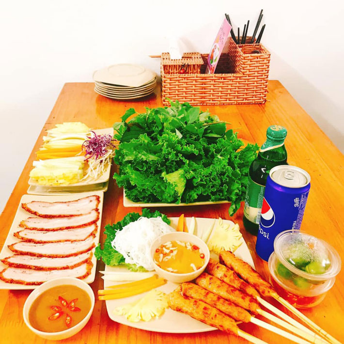 Bánh tráng Hoàng Bèo Kim Ngưu