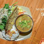 Mỳ Quảng Ếch chuẩn vị Đà Nẵng