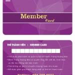 Tặng thẻ thành viên VIP, giảm 10% trọn đời